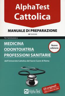 Camfeed.it Alpha test. Cattolica. Manuale di preparazione Image