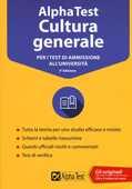 Libro Alpha Test cultura generale per i test di ammissione all'università. Con software di simulazione Massimo Drago Giuseppe Vottari Fausto Lanzoni