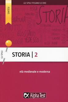 Filippodegasperi.it Storia. Vol. 2: Età medievale e moderna. Image