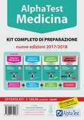 Libro Alpha Test. Medicina, odontoiatria, veterinaria. Kit completo di preparazione. Con software di simulazione