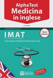 Voluntariadobaleares2014.es Alpha Test. Medicina in inglese Image