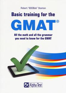 Daddyswing.es Basic training for the GMAT Image