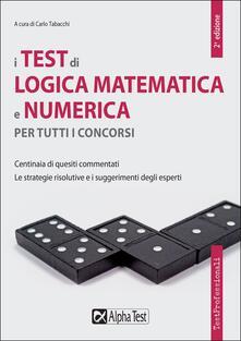 Filmarelalterita.it I test di logica matematica e numerica per tutti i concorsi Image