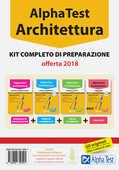 Libro Alpha Test. Architettura. Kit completo di preparazione. Con software di simulazione