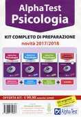 Libro Alpha Test. Psicologia. Kit completo di preparazione. Con software di simulazione