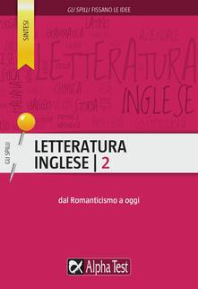 Aboutschuster.de Letteratura inglese. Vol. 2: Dal Romanticismo a oggi. Image