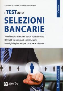 I test delle selezioni bancarie.pdf