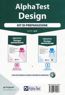 Camfeed.it Alpha Test. Design. Kit di preparazione: Manuale di preparazione-Esercizi commentati. Con software di simulazione Image
