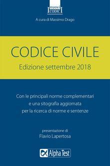 Promoartpalermo.it Codice civile. Settembre 2018 Image