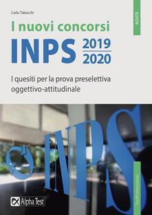 Writersfactory.it I nuovi concorsi INPS 2019-2020. I quesiti per la prova preselettiva oggettivo-attitudinale Image
