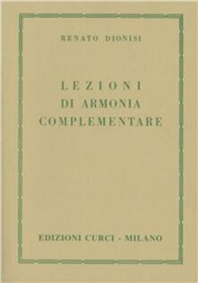 Filippodegasperi.it Lezioni di armonia complementare Image