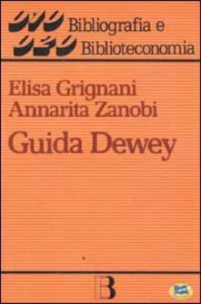 Premioquesti.it Guida Dewey. Introduzione all'edizione 20ª della CDD Image