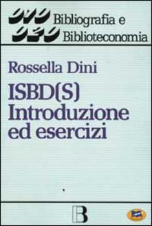 Lpgcsostenible.es ISBD(S). Introduzione ed esercizi Image
