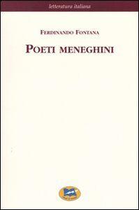 Libro Poeti meneghini [1891] Ferdinando Fontana
