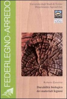 Osteriacasadimare.it Durabilità biologica dei materiali legnosi Image