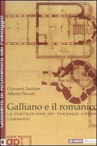 Galliano e il romanico - Tacchini Giovanni Novati Alberto - wuz.it
