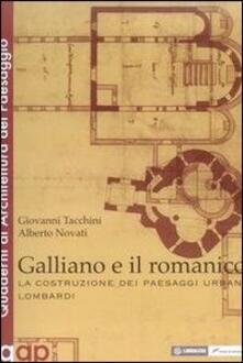 Galliano e il romanico