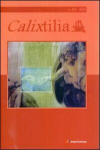 Calixtilia. Vol. 3