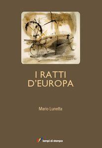 Libro I ratti d'Europa Mario Lunetta