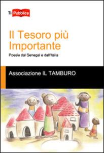 Libro Il tesoro più importante. Poesie dal Senegal e dall'Italia