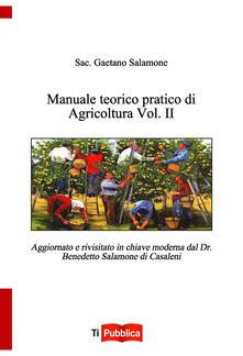 Charun.it Manuale teorico pratico di agricoltura. Vol. 2 Image