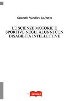 Daddyswing.es Le scienze motorie e sportive negli alunni con disabilità intellettive Image