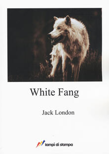 White Fang - Jack London - copertina
