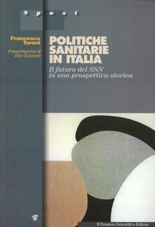 Radiospeed.it Politiche sanitarie in Italia. Il futuro del SSN in una prospettiva storica Image