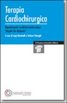 Librisulrazzismo.it Terapia cardiochirurgica Image