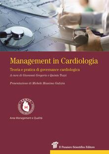 Daddyswing.es Management in cardiologia. Teoria e pratica di governance cardiologica Image