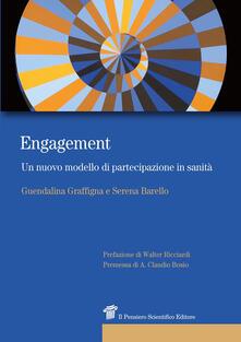 Nordestcaffeisola.it Engagement. Un nuovo modello di partecipazione in sanità Image