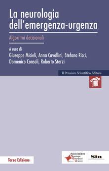 Librisulladiversita.it La neurologia dell'emergenza-urgenza. Algoritmi decisionali Image