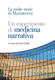 Librisulrazzismo.it Un esperimento di medicina narrativa. Le molte storie di Mariateresa Image