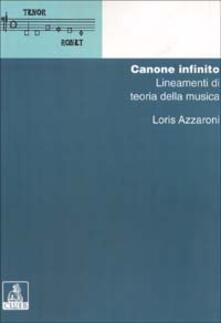 Mercatinidinataletorino.it Canone infinito: lineamenti di teoria della musica Image