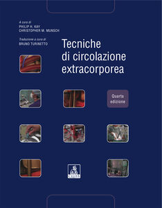 Libro Tecniche di circolazione extracorporea