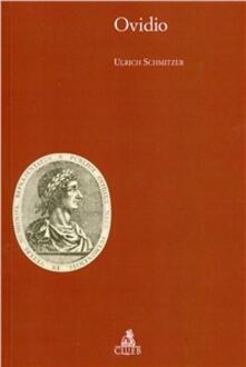 Ovidio - Ulrich Schmitzer - copertina