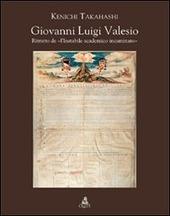 Giovanni Luigi Valesio. Ritratto de «L'instabile academico incaminato»