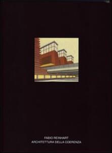 Architettura. Vol. 25: Architettura della coerenza. - copertina