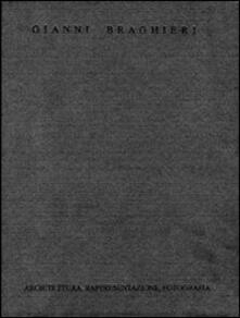 Gianni Braghieri. Architettura, rappresentazione, fotografia - copertina