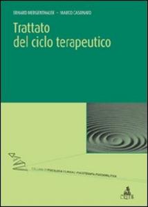 Libro Trattato del ciclo terapeutico Erhard Mergenthaler , Marco Casonato