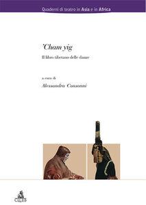 Chan yig. Il libro tibetano delle danze