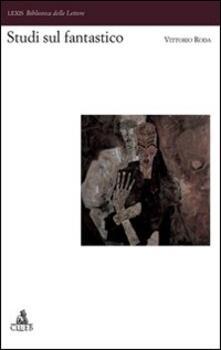 Studi sul fantastico - Vittorio Roda - copertina