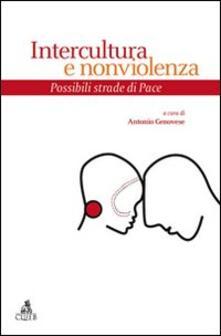 Intercultura e nonviolenza. Possibili strade di pace - copertina