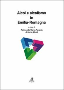 Alcol e alcolismo in Emilia-Romagna - copertina