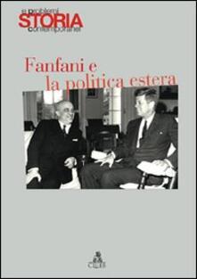 Storia e problemi contemporanei. Vol. 51 - copertina