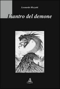 Libro L' antro del demone Leonardo Mezzetti