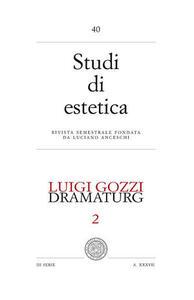 Studi di estetica. Vol. 40