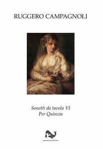 Sonetti da tavola IV. Per Quinzia