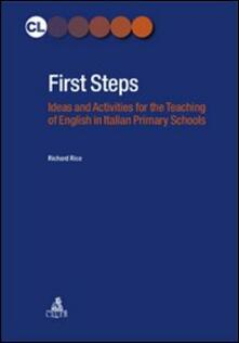 Camfeed.it First steps. Ideas and activities for the teaching of english in italian primary schools Image