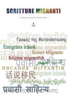 Scritture migranti (2011). Vol. 5 - copertina